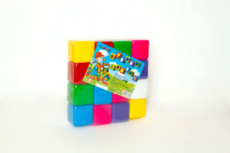 Кубик-Сити 16шт;арт029;4820123760324;0,0607