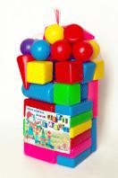 Сити Лайф малый сетка-3(54 дет);арт104;4820123760607;0,0599