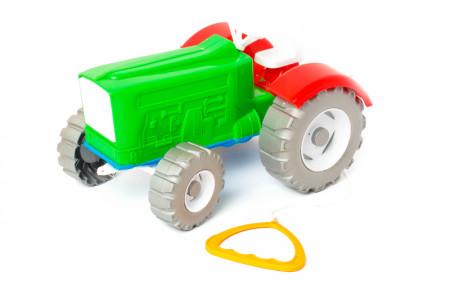 Трактор Колхозник№3;арт106-3;4820123761468;376гр;8шт;28-20-15