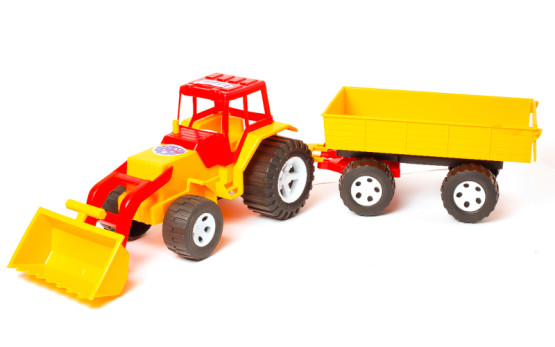 трактор ковш прицеп;арт007-2;4820123760126;4шт;75-20-15